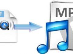 Конвертировать CAF в MP3. Два способа.