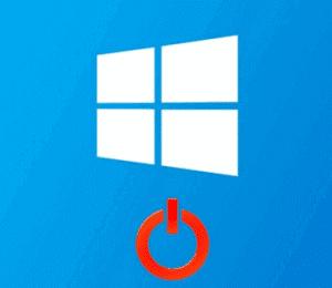 Как поставить таймер отключения windows на компьютере
