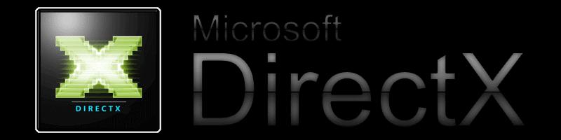 Microsoft-DirectX-logo